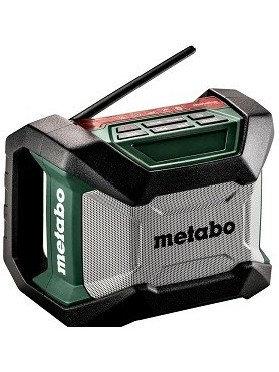 Радиоприемник Metabo R 12-18 BT 600777850 черный