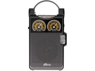 Радиоприемник Ritmix RPR-333 черный