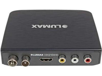 Спутниковое ТВ LUMAX DV2104HD черный