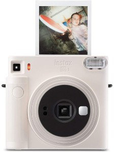 Моментальная фотокамера Fujifilm INSTAX SQUARE SQ1 белый