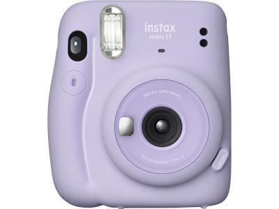 Моментальная фотокамера Fujifilm Instax Mini 11 фиолетовый