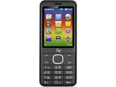 Мобильный телефон Fly FF2801 серый