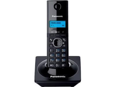 Радиотелефон Panasonic KX-TG 1711 RUB черный