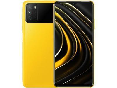 Смартфон Poco M3 4/128Gb желтый