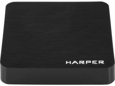 Медиаплеер HARPER ABX-110 черный