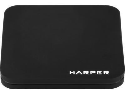 Медиаплеер HARPER ABX-210 черный