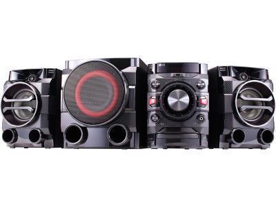 Музыкальный центр LG DM5660K черный