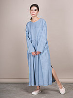 "Платье ""Лирика"" Голубой, 52/54"