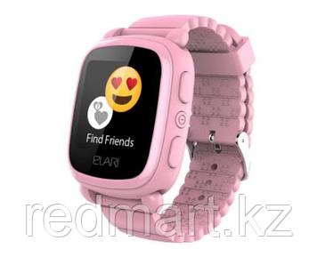 Смарт-часы Elari Kidphone 2 розовые