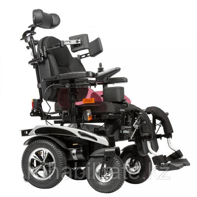 Кресло-коляска с электроприводом Ortonica Pulse 350