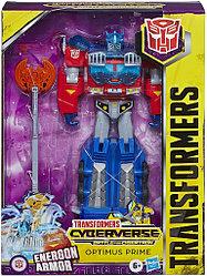 Трансформер Оптимус Прайм Кибервселенная Hasbro Transformers E7112/E1885