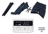 Аппарат для прессотерапии (лимфодренажа) LX7, манжеты на ноги XL, шорты для похудения, расширители для ног