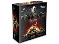Настольная игра Hobby World World of Tanks Rush. Второе издание 1341