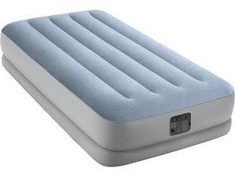 Надувная мебель Intex Raised Comfort 64166NP встроенный насос