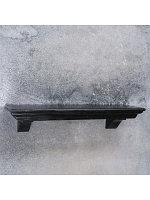 Полка Доброе дерево Классическая 5451934 черный