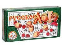 Настольная игра Десятое Королевство Русское лото 00037