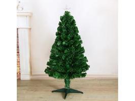 Новогодняя елка Зимнее волшебство Фиброоптическая 2338602 120 см