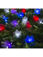 Электрогирлянда Luazon Lighting Нить Цветок 4137044 4.5 м