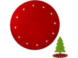 Новогодний декор Kaemingk 380128 красный 100 см