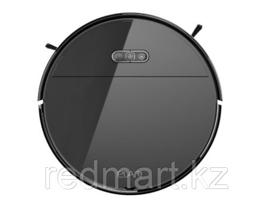 Робот-пылесос Elari SmartBot Brush черный