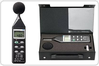 Измеритель уровня звука TMSP 1