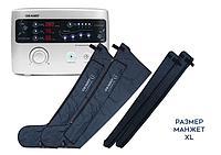 Аппарат для прессотерапии (лимфодренажа) Premium Medical LX9, манжеты для ног XL + расширители для ног
