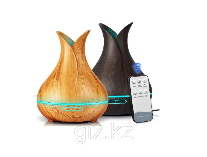 Увлажнитель воздуха с подсветкой и функцией аромадиффузора 550мл