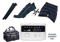 Аппарат для прессотерапии (лимфодренажа) LX7, манжеты на ноги XXL, шорты для похудения, расширители для ног