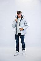 Куртка мужская зимняя Vivacana светло-серая
