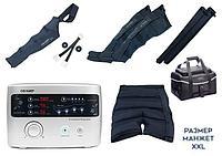 Аппарат для прессотерапии (лимфодренажа) Premium Medical LX9, манжеты для ног(XXL), шорты для похудения, сумка