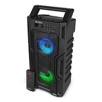 SVEN PS-435, черный, акустическая система 2.0, мощность 2x10 Вт (RMS), TWS, Bluetooth, FM, USB -
