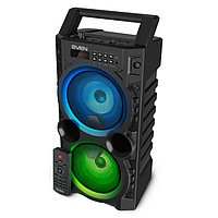 SVEN PS-440, черный, акустическая система 2.0, мощность 2x10 Вт (RMS), TWS, Bluetooth, FM, USB