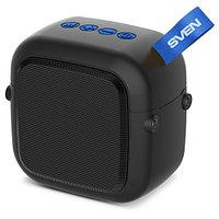 SVEN PS-48, черный, акустическая система (1.0, мощность 5 Вт USB, microSD 500mA-час) -
