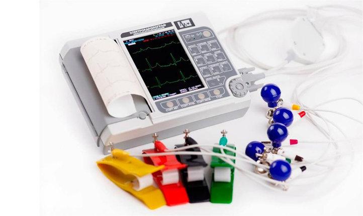 Электрокардиограф ЭК12Т-01-«Р-Д»/141, фото 2