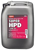 Масло моторное TEBOIL SUPER HPD 10W40