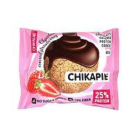 Печенье Сhikalab - ChikaPie (клубника в шоколаде), 60 г
