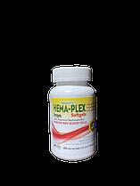 Nature's Plus, Hema-Plex, комплекс с железом, 60 капсул быстрого действия