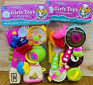892-318 ABC Cirls toys кухня в пакете 31*17см, фото 2