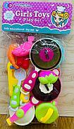 892-318 ABC Cirls toys кухня в пакете 31*17см, фото 3