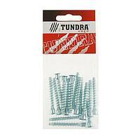Винт конфирмат TUNDRA krep, 7х50 мм, в пакете 15 шт.