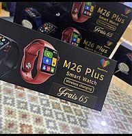 НОВИНКА 2021! Смарт Часы M26 Plus / Apple Watch 6 Series airpods, фото 1