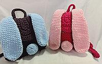 Детский рюкзак (ручная работа) Размер 26х22х8см