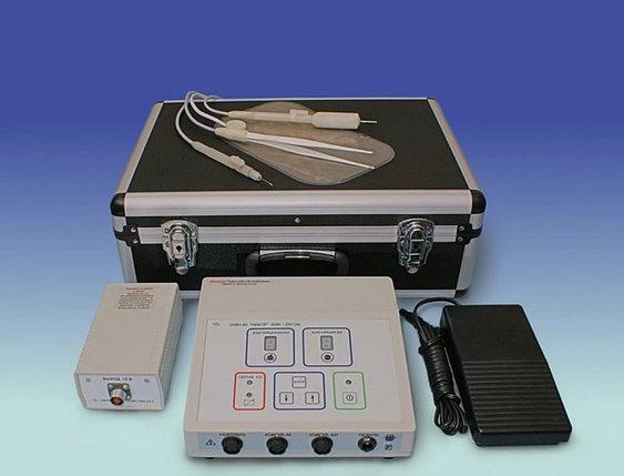 Скальпель-коагулятор электрохирургический автономный ЭХВЧ-80 Никор, фото 2
