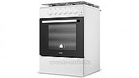 Кухонная комбинированная плита SHIVAKI APETITO- 00 E (серая)