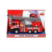 Игрушка Dickie Toys Пожарная машина 17см 20 371 2008 red