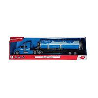 Игрушка Dickie Toys Трейлер с прицепом 20 374 7001 blue