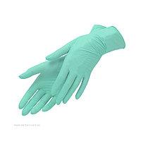 Перчатки витрил смотровые неопудренные гладкие L н/с