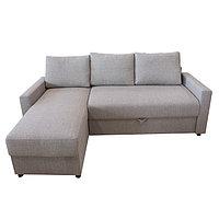 """Угловой диван """"Виктория 2-1 comfort"""" 1600 мм (дельфин) I кат. (Wool caramel)"""