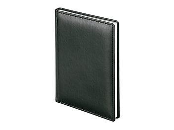 Ежедневник недатированный А4 Velvet, черный