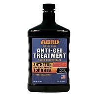 Антигель для дизельного топлива ABRO, 946 мл DA-946